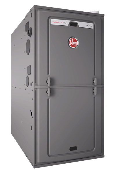 High Efficiency Rheem Furnace