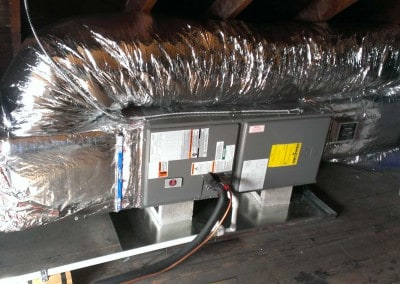 Air Handler AC Air Scrubber