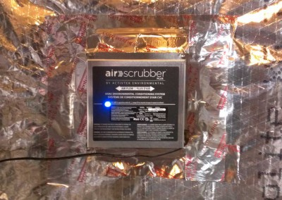 Air Scrubber Purification